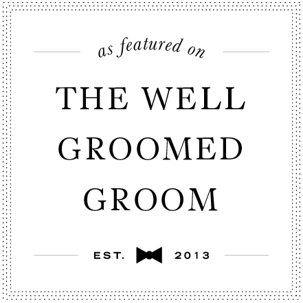 Wellgroomedgroom-weddingbadge
